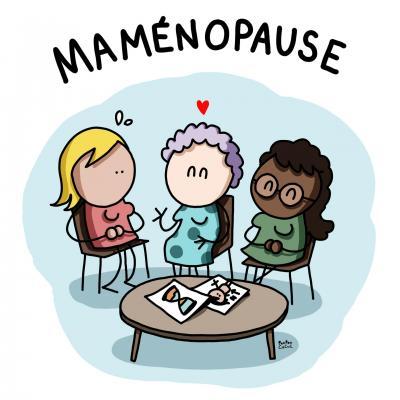 Mamenopause sans